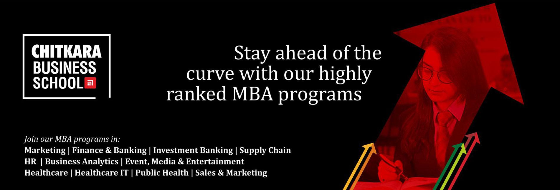 study at Chitkara Business School