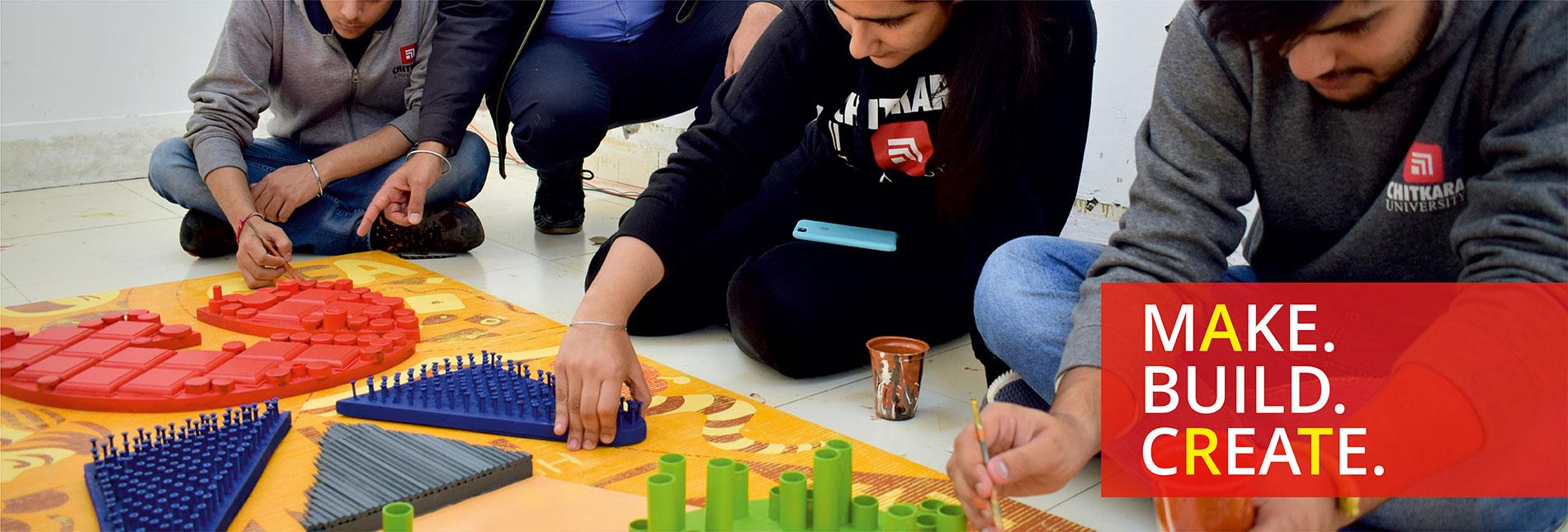 Chitkara School Of Art And Design Chitkara University