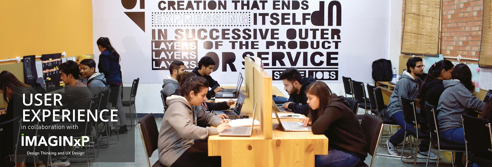 4 Year B Des In User Interface Chitkara University
